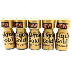 Liquid Gold Poppers - 5