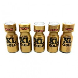 XL Gold Poppers - 5